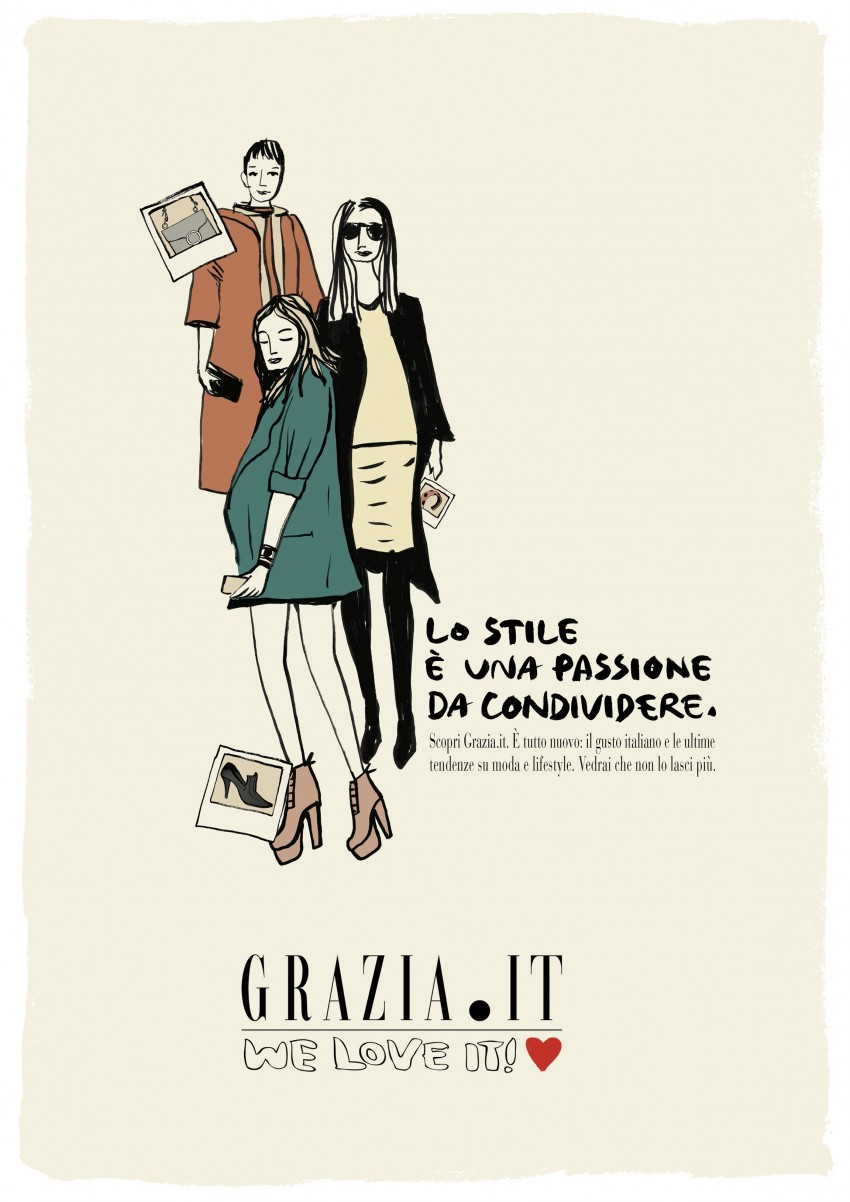 Grazia.it - We love it!