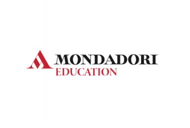 Logo Mondadori Education Immagine concessa con licenza CC BY-SA 4.0