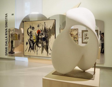 The exhibition BOOM 60! at the Museo del Novecento