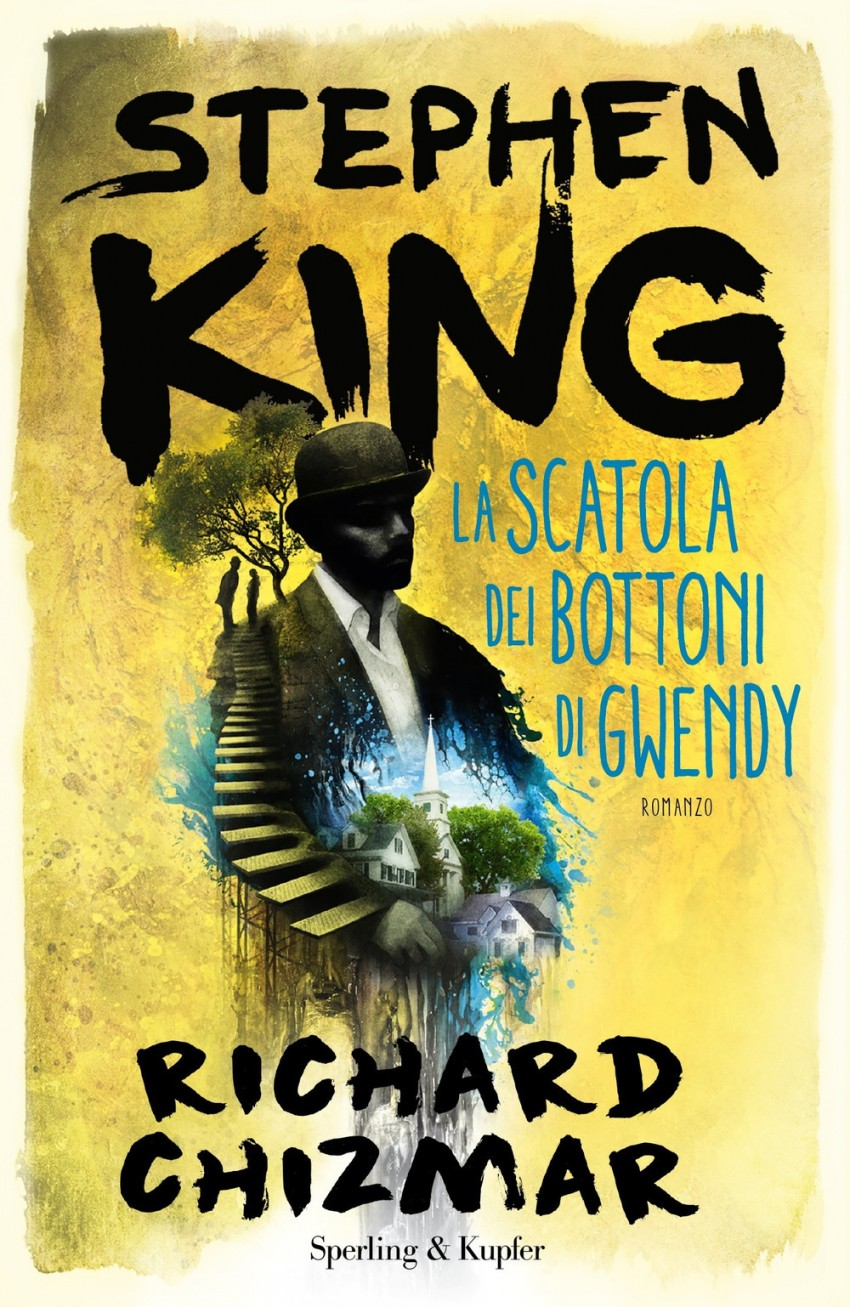 La scatola dei bottoni di Gwendy, Stephen King, Richard Chizmar