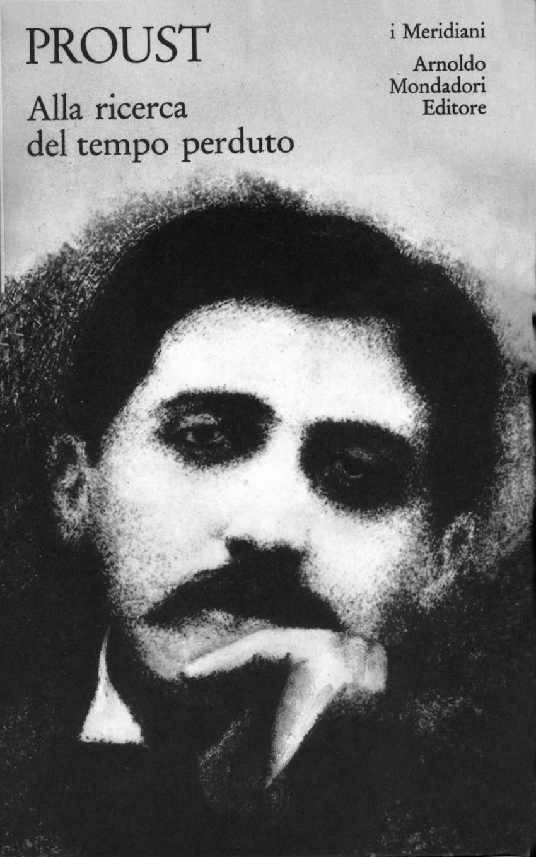 Alla ricerca del tempo perduto: il primo volume della nuova edizione dell'opera di Marcel Proust esce nei Meridiani nel 1983. Immagine concessa con licenza CC BY-SA 4.0