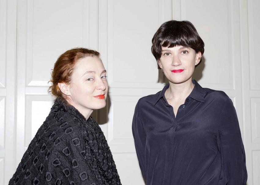 Maria Cristina Didero e Annalisa Rosso
