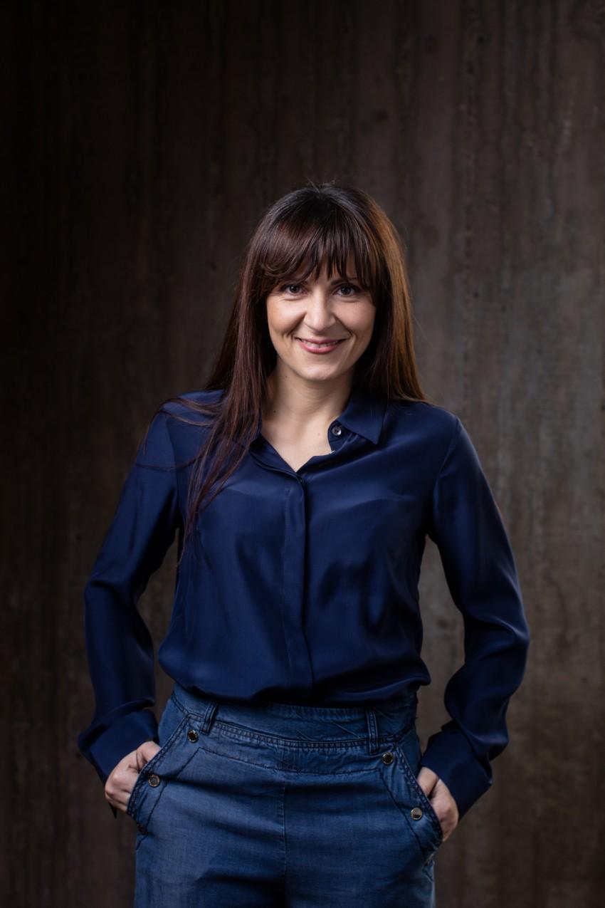 Annalisa Monfreda - Direttore di Donna Moderna, Starbene e Tu Style. Immagine concessa con licenza CC BY-SA 4.0