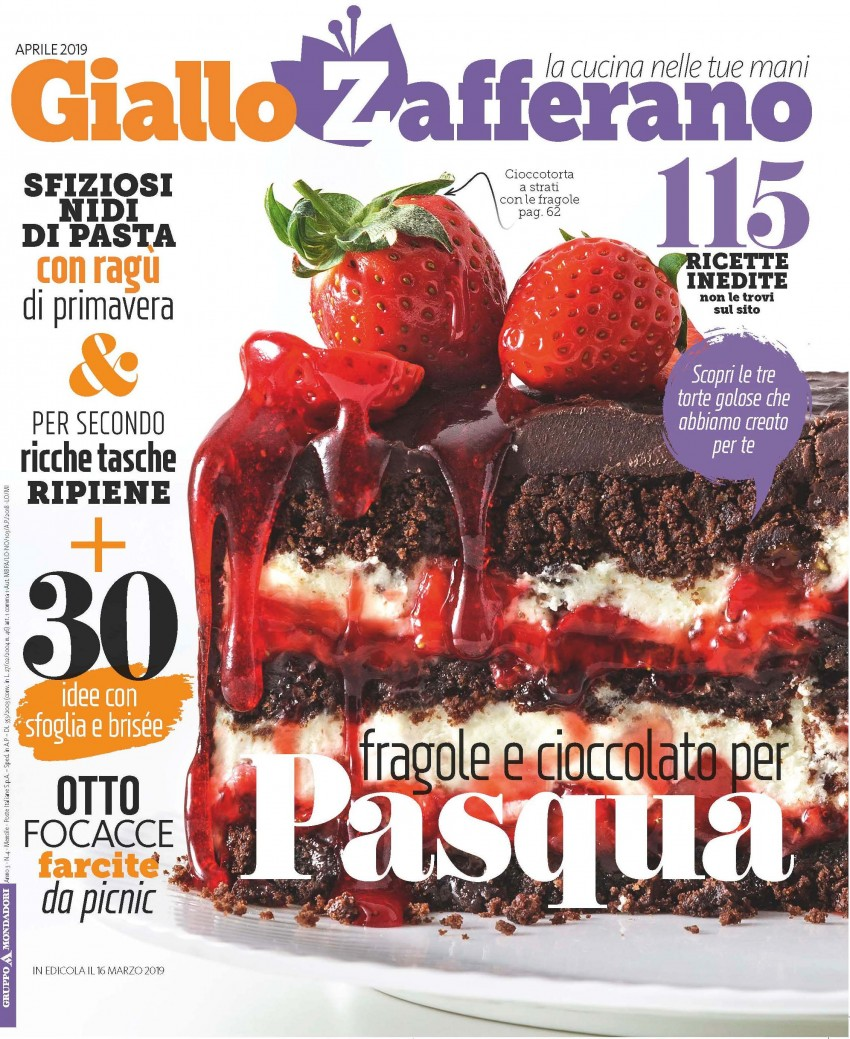 Giallozafferano cover