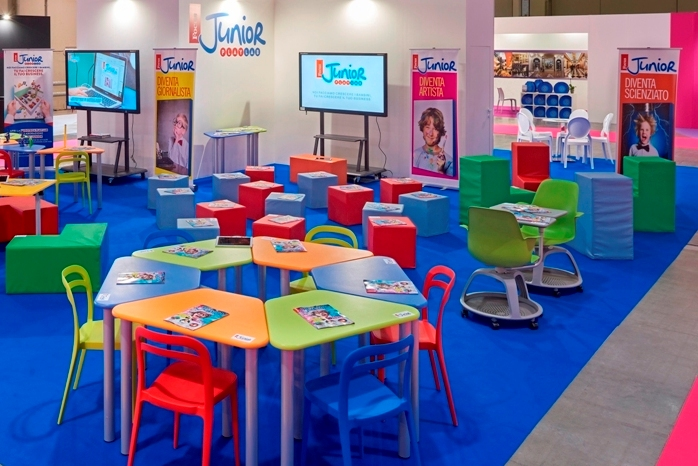 Focus Junior Play Lab