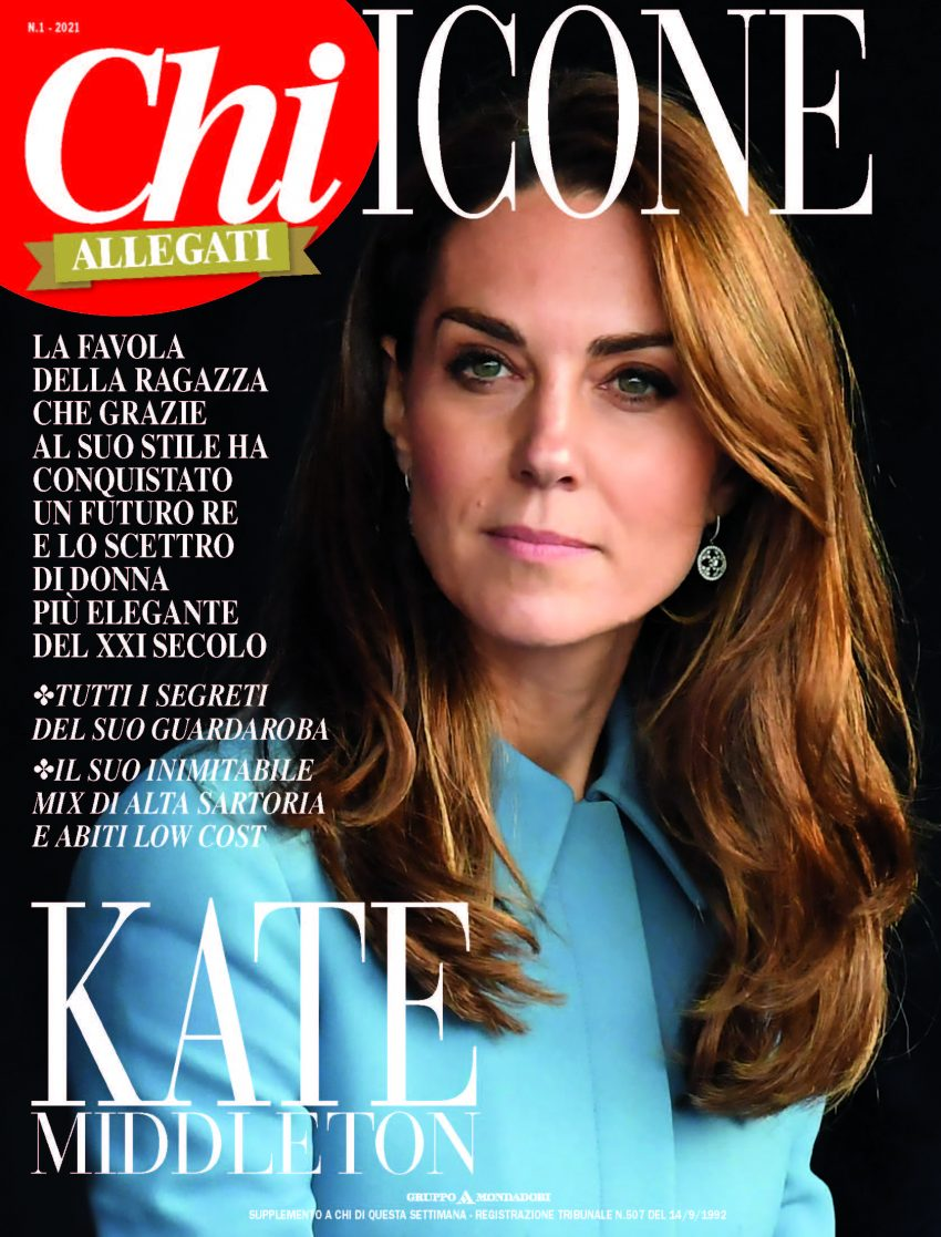 CHI Icone - cover Kate Middleton