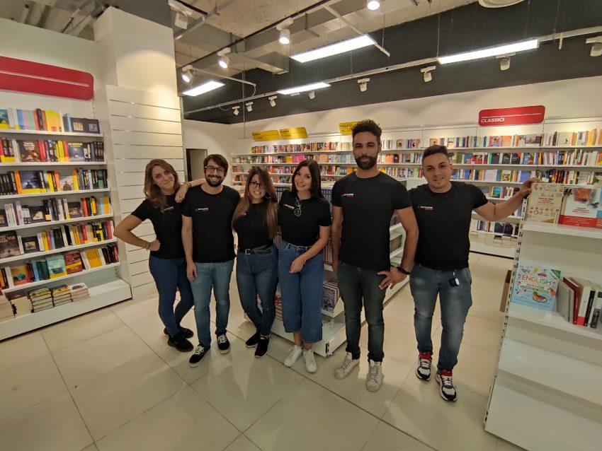 Mondadori Bookstore Catania - team