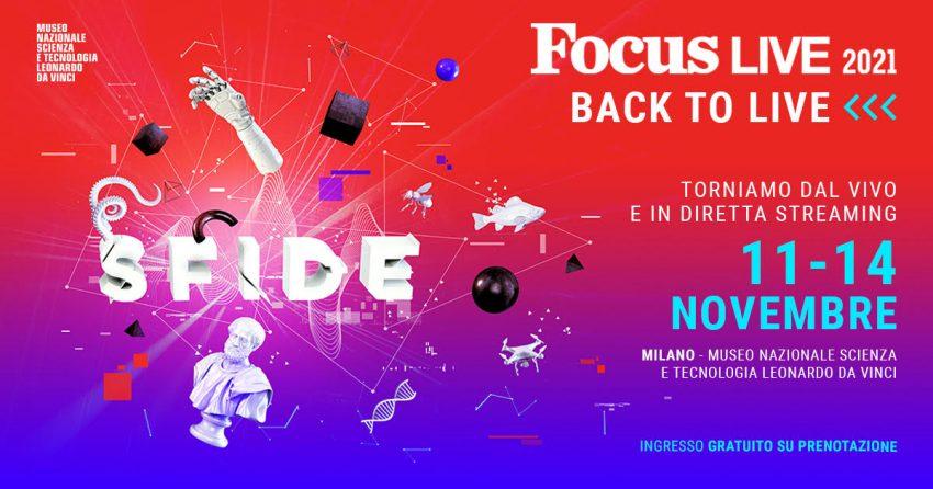 locandina Focus 2021