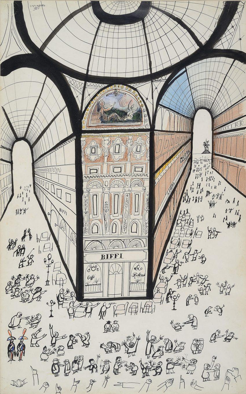 Galleria, 1951
